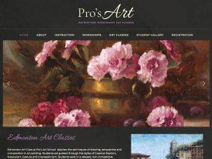 Pro's Art School