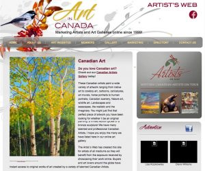 Art In Canada After